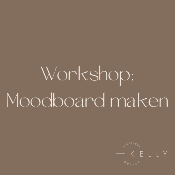 Workshop - Moodboard maken